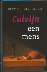 Calvijn - Een mens Foto Omslag